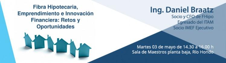 Fibra Hipotecaria, Emprendimiento e Innovación financiera: Retos y Oportunidades