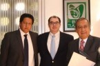 David Baca, nombrado delegado estatal del IMSS en Tlaxcala