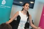 Vivian Garciacano triunfa en International Public Speaking Competition (IPSC)