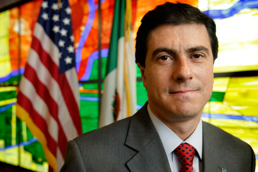 Gerónimo Gutiérrez reappointed Mexican Ambassador to the United States