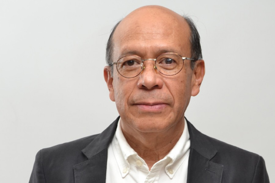 Dr. Rubén Hernández Cid named chair of the Academic Department of Statistics