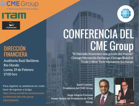 Conferencia del CME Group