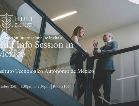 Hult Info Session in México