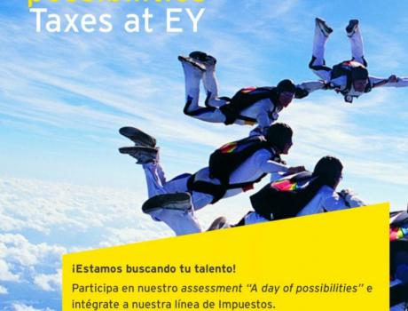 "EY México - Assessment ""A day of possibilities"""